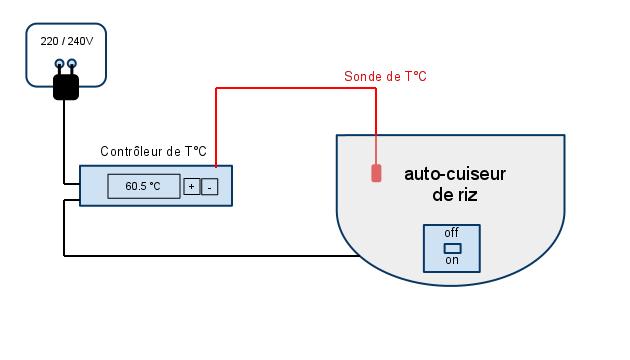 La cuisine sous vide - Sonde temperature cuisine ...